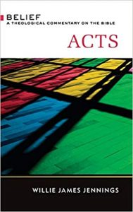 Acts: A Theological Commentary