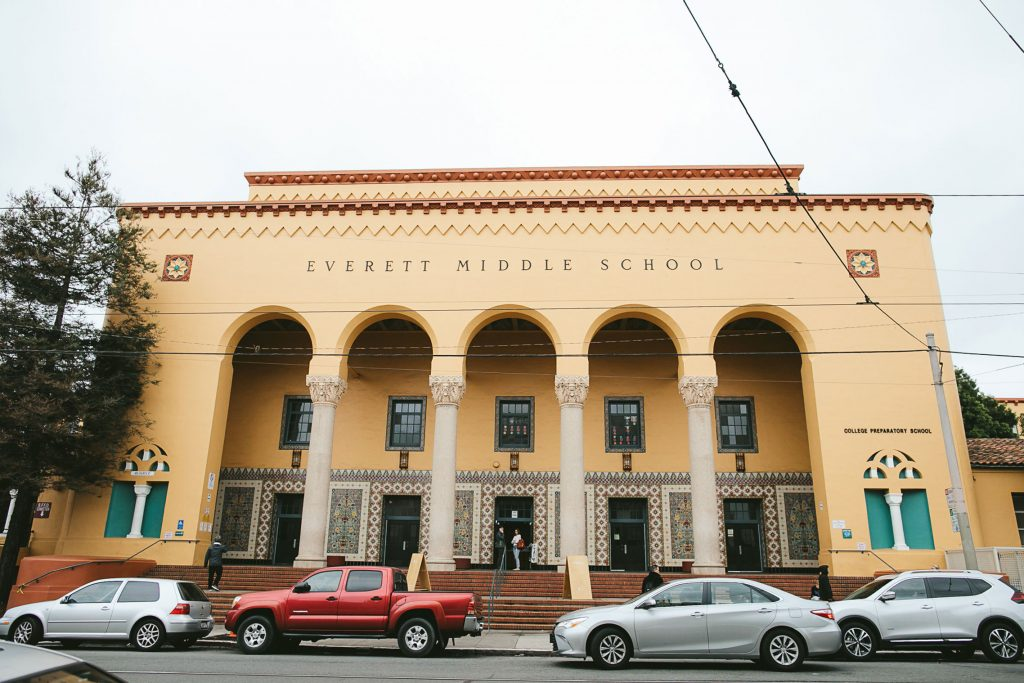 Everett Middle School